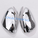 For Mercedes benz GLC C-Class W205 C180 C200 C63 ABS Chrome Side Rear View Mirror Cover Trim Sticker for Left hand drive