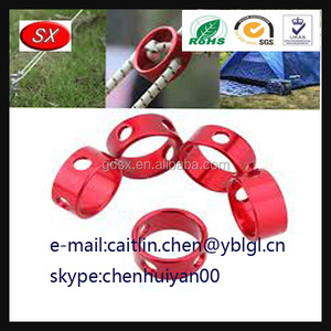 Chinese Supplier Tent Rope Adjust Tentorial Wigwam Buckle