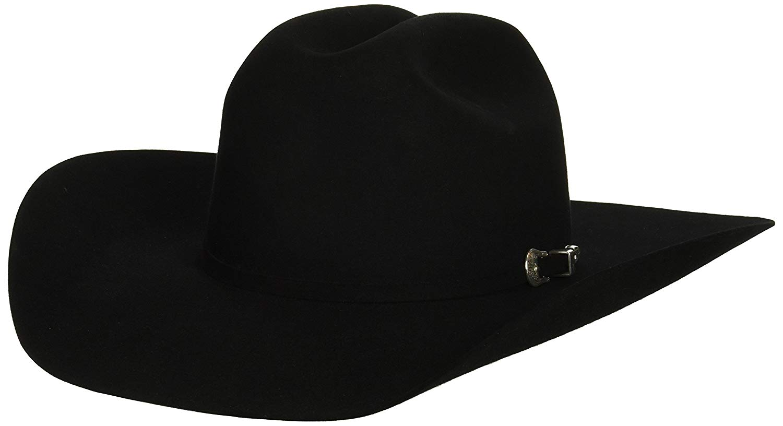 c0952b2ca1a Get Quotations · Bailey Western Men s Pro 5X Cattleman Cowboy Hat
