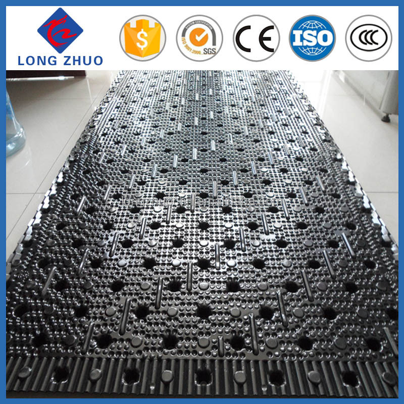 800*750 Specialized Production Filler/ New Material Cooling Tower Fill