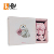 2019 most popular romantic style nice smelling rose flower shape soap flower for bath