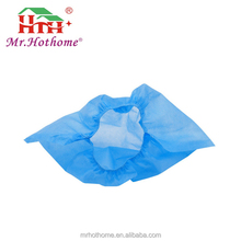 Non woven Blue PP Disposable Surgical Shoe Cover