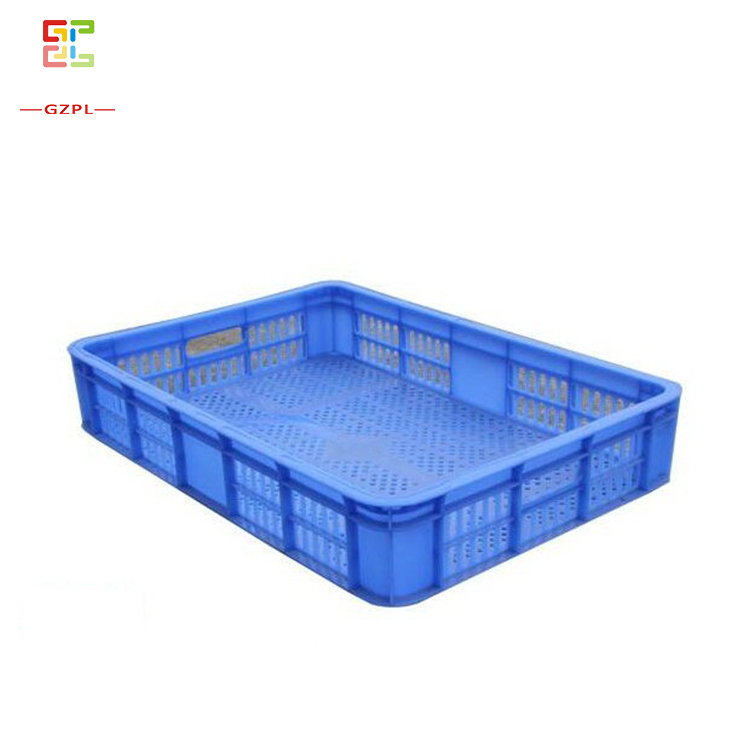 Hot Sale Heavy Duty Vented Plastic Fruit Pallet Turnover Box