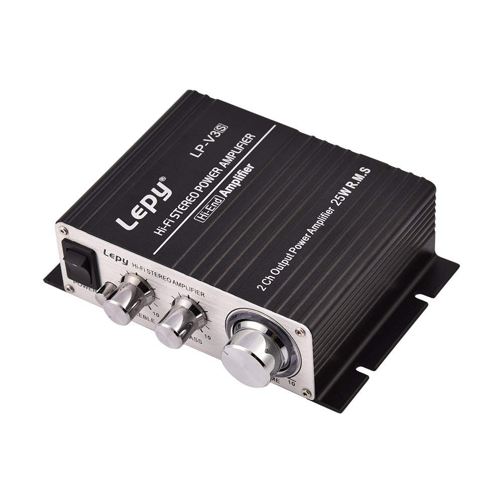Cheap Mini Power Amplifier Stereo Find How To Build Box 2w Get Quotations Fosa Audio Portable Dual Channel Hifi Auto Car
