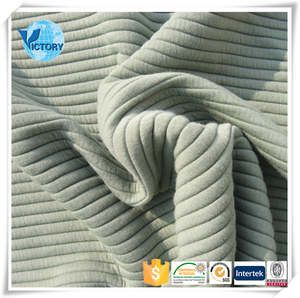 Knitted Polyester Spandex Weft Plain Dyed Jacquard Quilted 3d Spacer Fabric for Garments or Home Textile