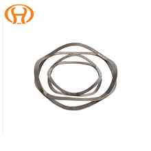 High Quality Flat Wire Carbon Steel Wave Spring Return Springs