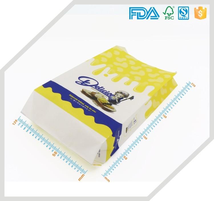 China Supplier New Style Wholesale Kraft Paper Bag,Garlic Bread ...