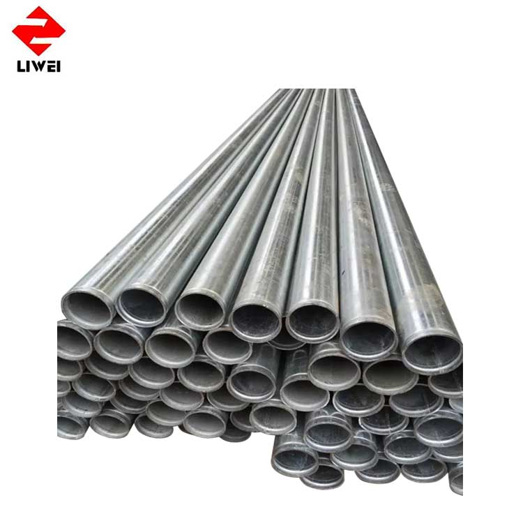 Full Form Hollow Steel Gi Pipe Price List