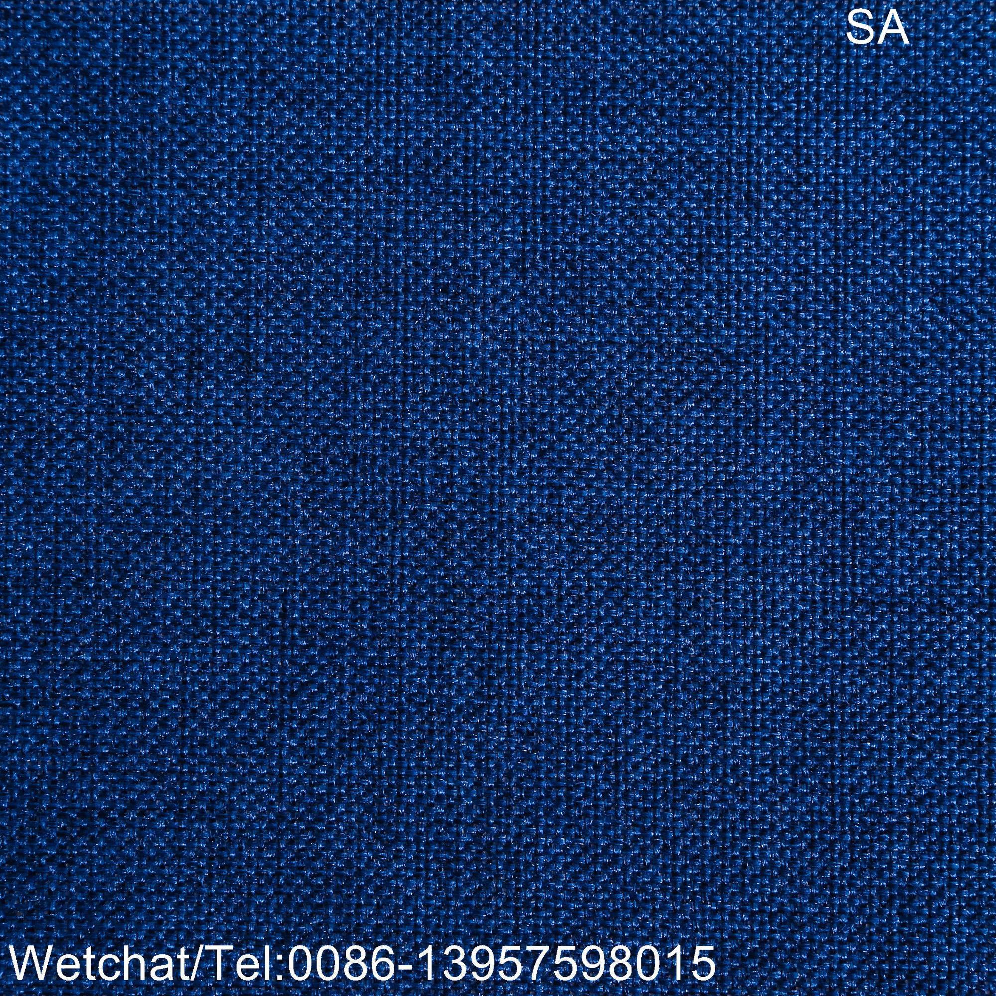 #SA 100% Polyester living room blind grommet can do jacquard curtains fabric