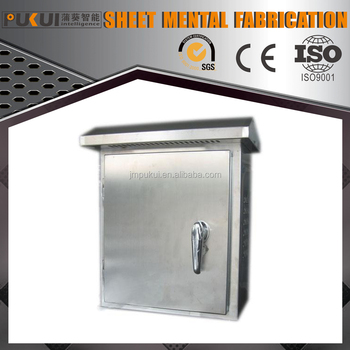 Wholesale Galvanized Stainless Steel Wall Mount Cabinet - Buy Wall ...