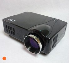 low cost hd video projectors hdmi 1080p built in tv tuner, work with pc, laptop, wii, ps3 and etc