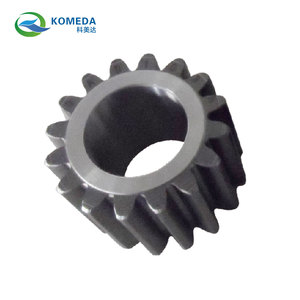 Professional forged gears spur gears power transmission parts