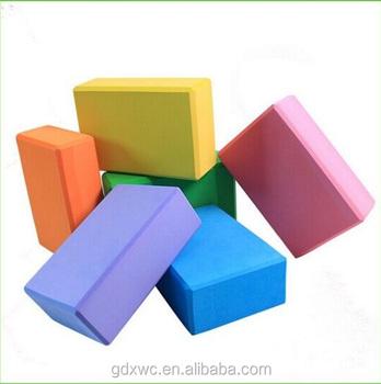 how to cut foam block