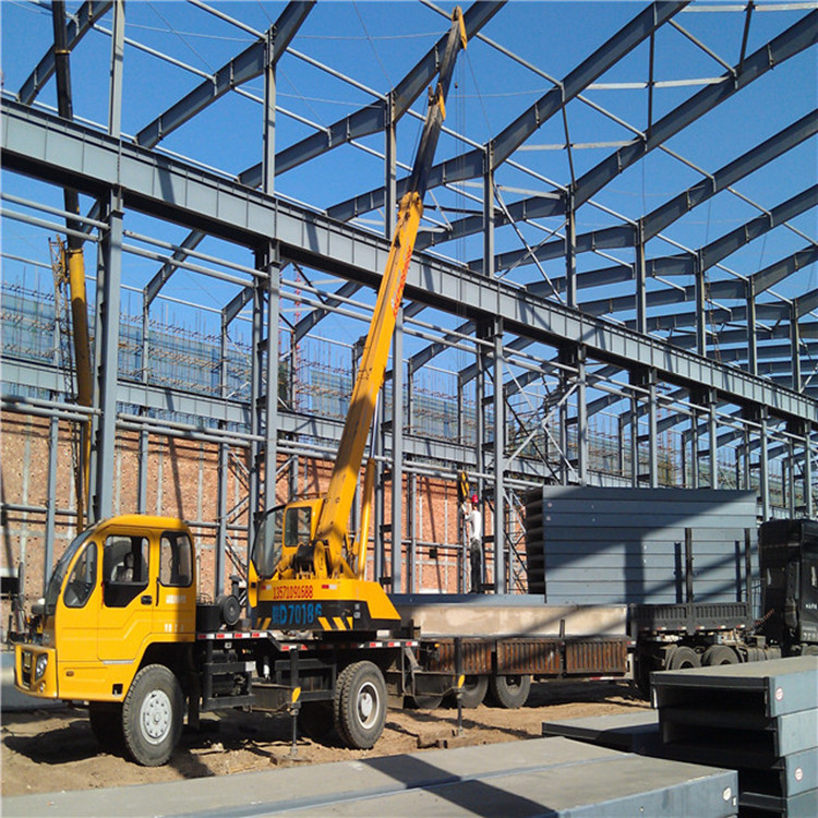 Hot Sale! New Products Space Frame Workshop Roofing