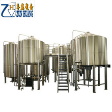 Stainless steel beer brewing equipment and beer kettle for brewery