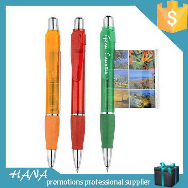 Customized new products pretty plastic ballpoint pen