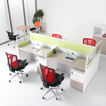 office desk dividers. Lastest Wooden Office Desk Dividers For 4 People Ffice Table Designs S
