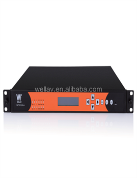 SMP100 Low Cost Media Platform For Digital TV Broadcasting