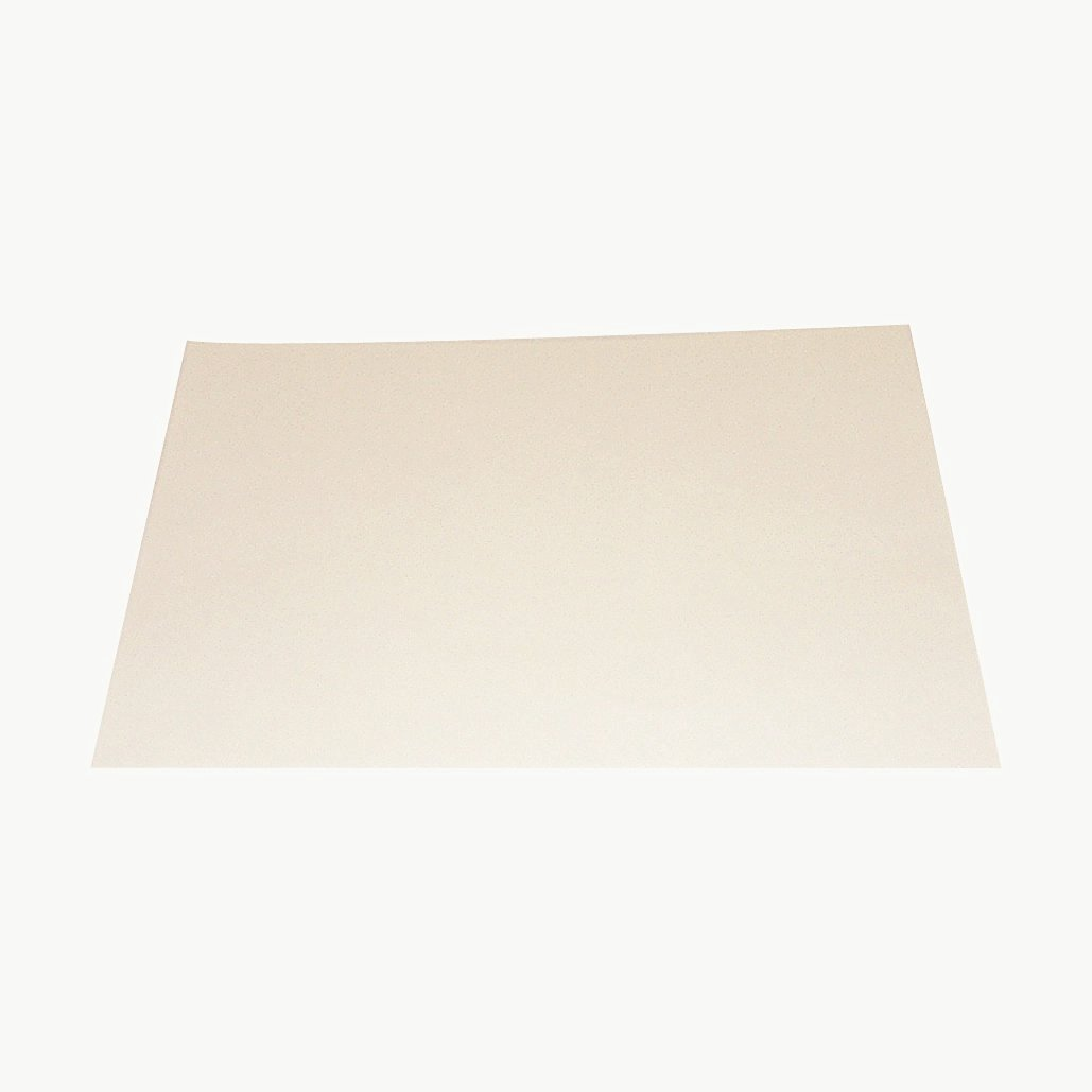 JVCC SCP-04 Silicone-Coated Paper Separator Sheets: 6 in. x 6 in. (Off-White) [20 Sheets/Pack]