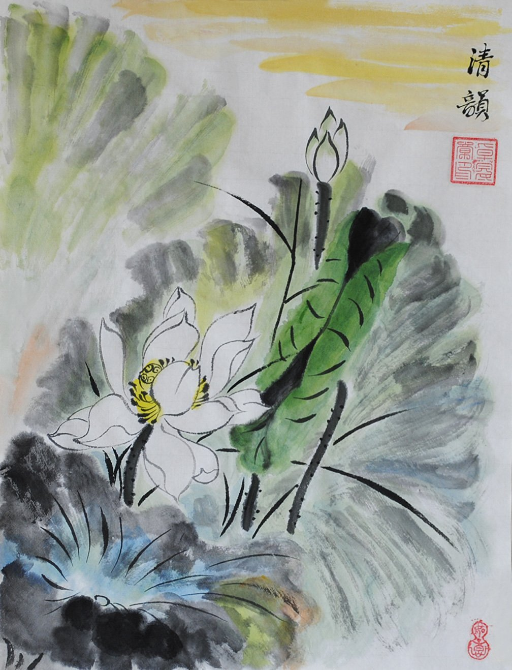 Buy oridental artwork unframed hand painted art chinese brush ink oridental artwork unframed hand painted art chinese brush ink and wash watercolor painting drawing picture on izmirmasajfo