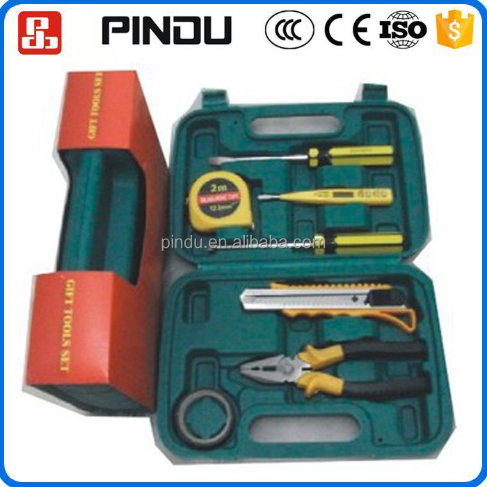 high security household mechanic home tool set