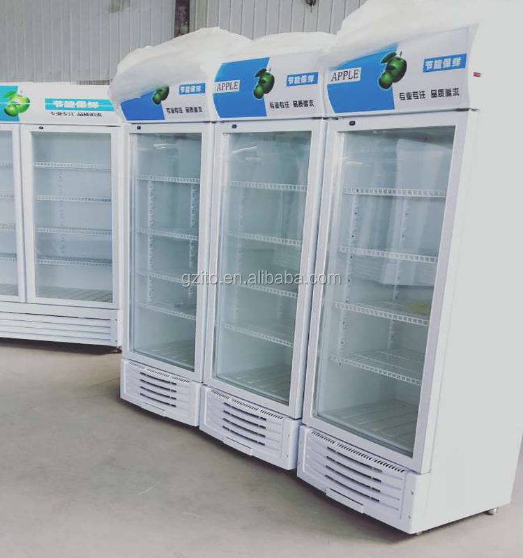Sub Zero Selling Rubber Door Salad Bar Sushi Display Venus Chiller