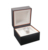 Custom luxury plastic watch boxes cases with pillow