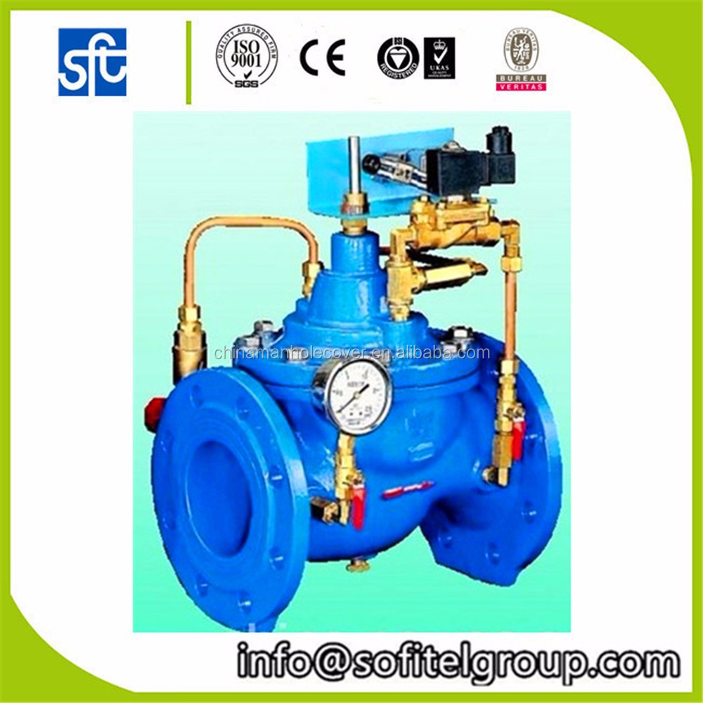 cast iron Water Pressure Holding & Relief Valve
