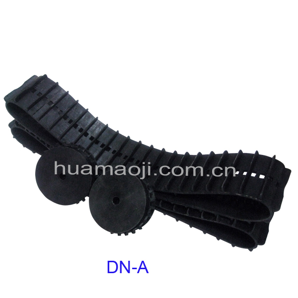 Small Rubber Track System Kits Buy Rubber Track System