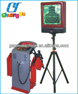 CY-SM015-1 Simulator arcade shooting gun game machine -Spurt fire of gun