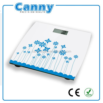 Cheap digital weighing scales with customized printing