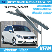For Mercedes B200 Germany 900 car models Available door visor door vent
