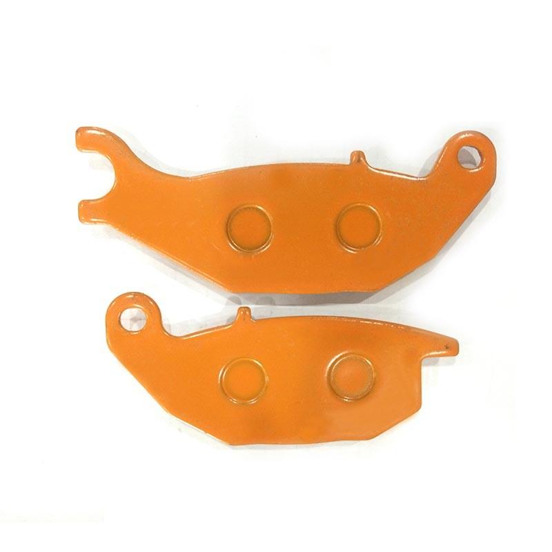 china motorcycle brake parts oem motorcycle disc brake pad for