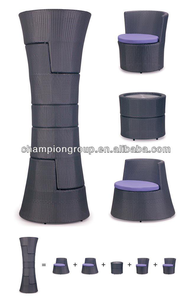 Ar 6171 Glass Stackable Modern Outdoor Furniture    Space Saving Outdoor  Sofa   Buy Outdoor Stackable Sofa,Stackable Furniture Outdoor,Vase Sofa  Sets ...