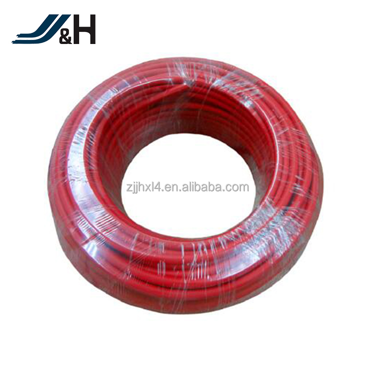 High Quality 2.5mm2(14 AWG) Solar Cable PV Cabel wire red and black Copper conductor XLPE jacket With TUV UL Approval