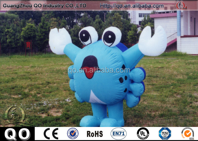 2015 Competitive price outdoor advertising inflatable crab