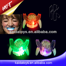 party flashing mouthpiece led teeth