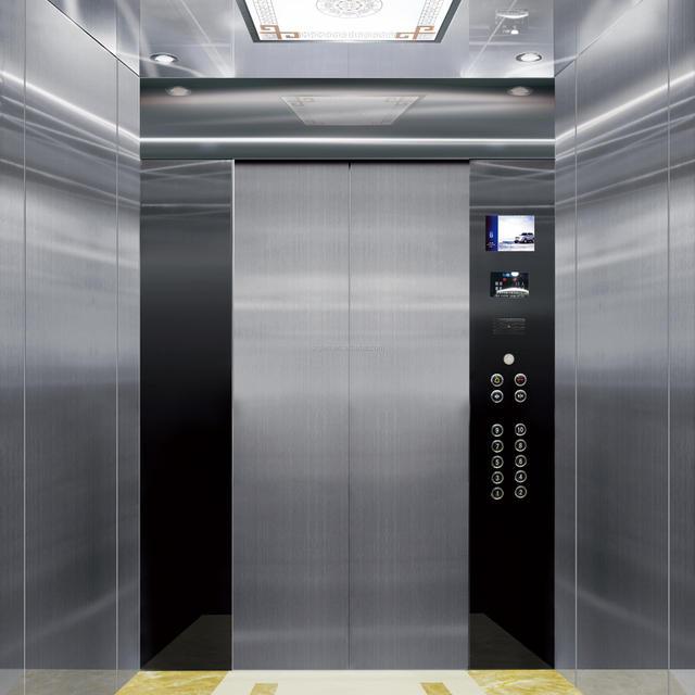 office elevator
