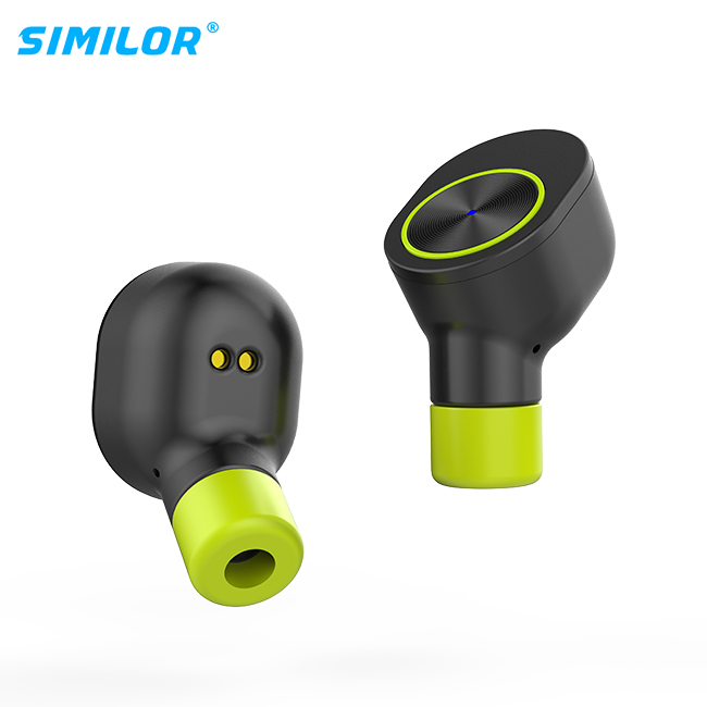 similor OEM ODM TWS Wireless Earbuds New Exclusive Private Model Sport TWS Wireless Earbud For Playing Music and Calling