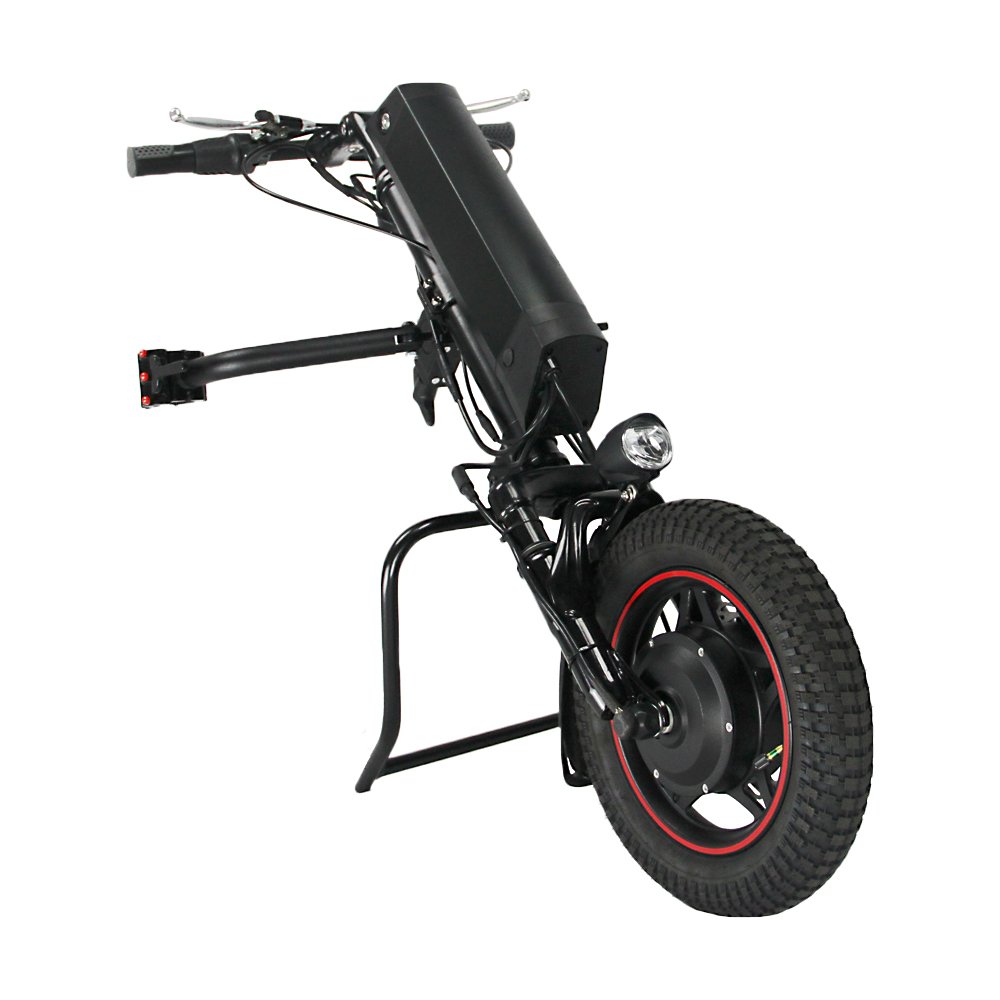 36V 350W Electric Handcycle Wheelchair Attachment Handbike