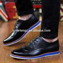 The latest casual shoes of business men