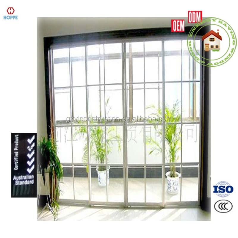 Plastic vinyl belangrijkste deur ontwerp voor kantoor for Office main door design