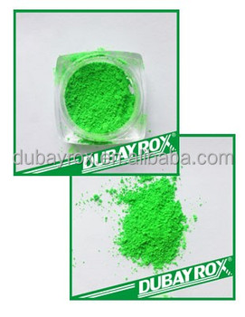 China Manufacturer Dubayrox Fluorescent Pigments for Fluorescent Paint