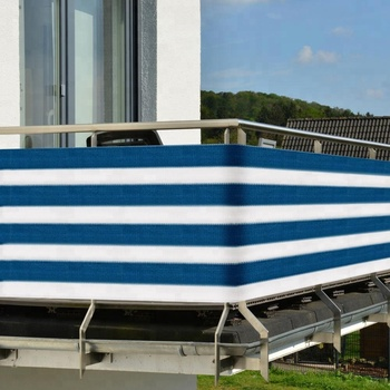 High Quality HDPE 180gsm Balcony Fence Shade Sail Cloth For Garden