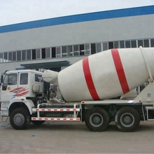 Euro 4 standard used/new nissan concrete mixer truck