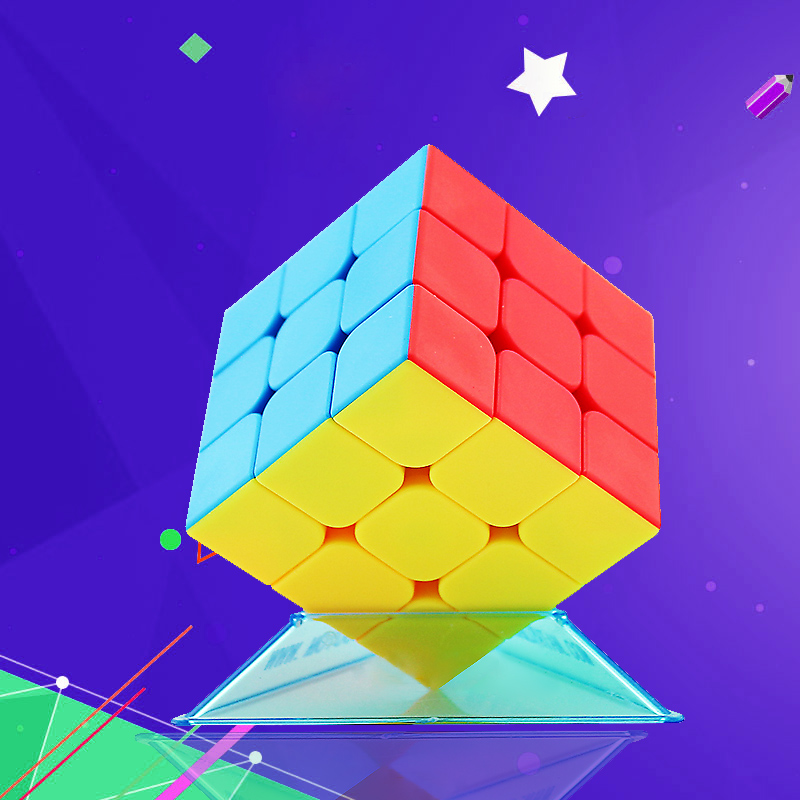 3x3x3 Three Layers Profissional Competition Puzzle Speed Magic Cube