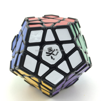 DaYan Dodecahedron With Corner Magic Cube