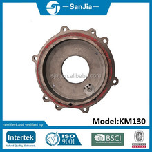 Free sample Well finished KM130 diesel engine parts main shaft cover
