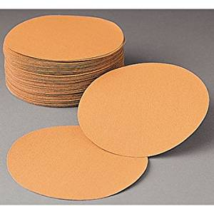 3M Stikit Gold Film Disc Roll, 01322, 6 in, P500 Grade