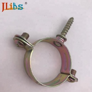 Wholesale single range M7 pipe clamping copper pipe fittings pipes clip
